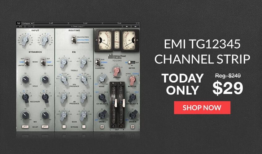 Waves EMI TG12345 Channel Strip sale