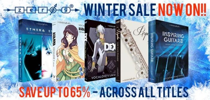 Zero G Winter Sale