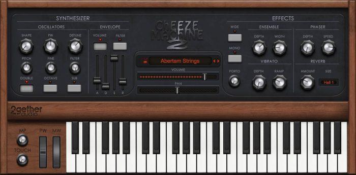 2getheraudio String Machine 2