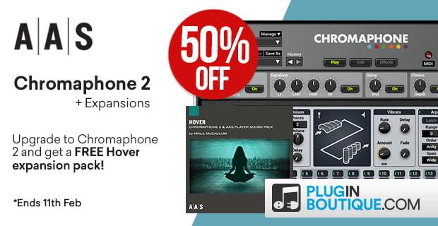 AAS Chromaphone2 Sale PluginBoutique