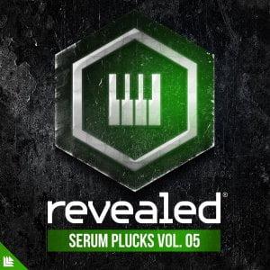 Alonso Sound Revealed Serum Plucks Vol 5