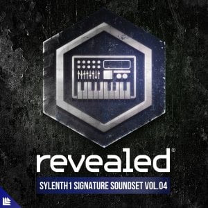 Alonso Sound Revealed Sylenth1 Signature Soundset Vol 4