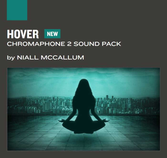 Applied Acoustics Systems Hover for Chromaphone 2