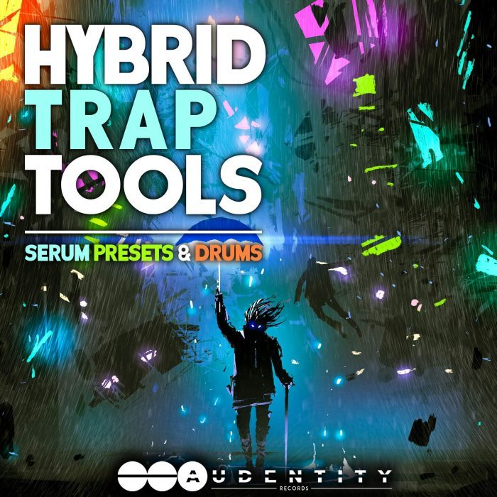 Audentity Hybrid Trap Tools