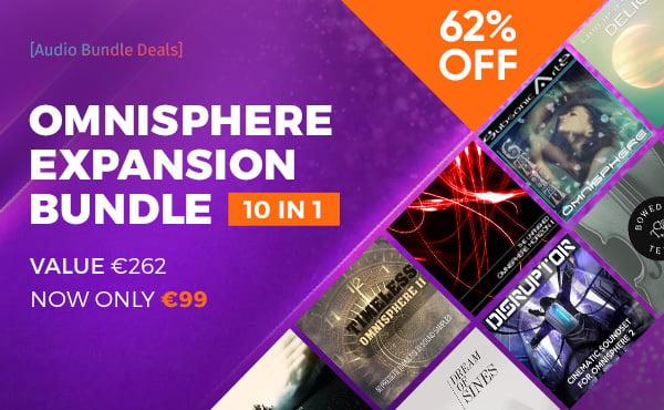Audio Bundle Deals Omnisphere Expansion Bundle 2