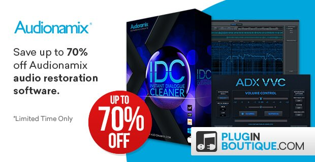 Audiomanix Sale 70% OFF