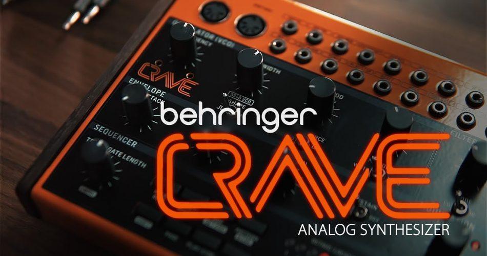 Behringer Crave
