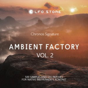 Bellatrix Audio Chronos Signature Ambient Factory Vol 2