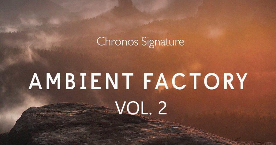 Bellatrix Audio Chronos Signature Ambient Factory Vol 2