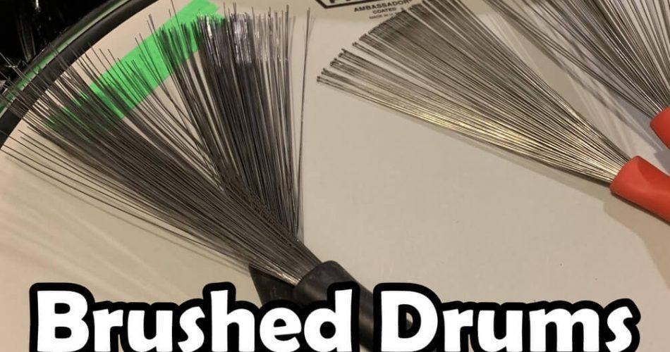 Ben Burnes Brushed Drums Sample Pack