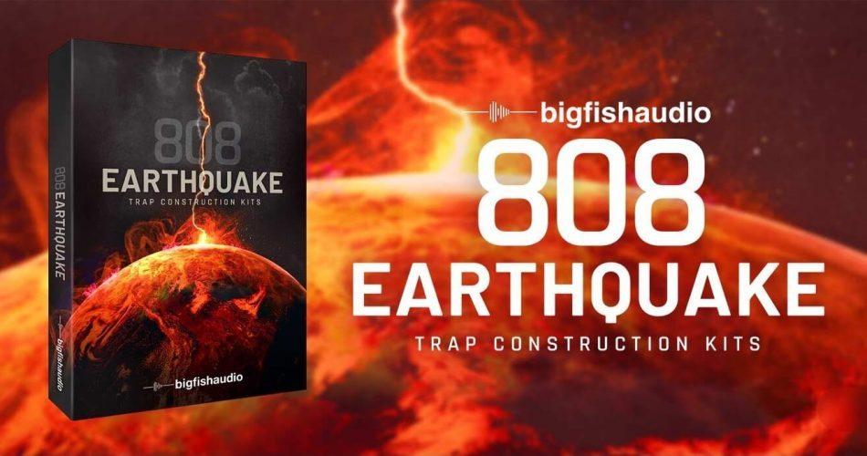 Big Fish Audio 808 Earthquake