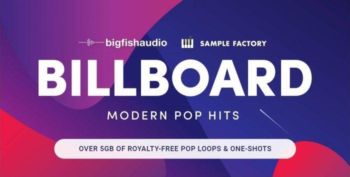 Big Fish Audio Billboard Modern Pop Hits