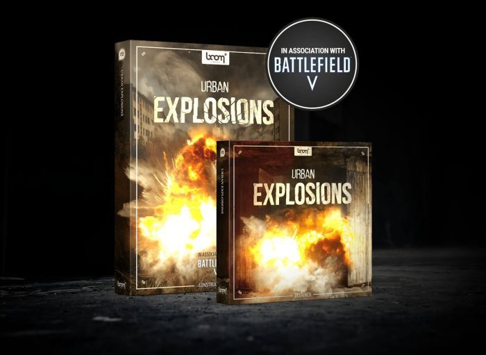 Boom Library Explosions Bundle