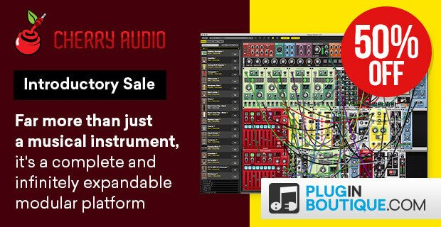 Cherry Audio Sale