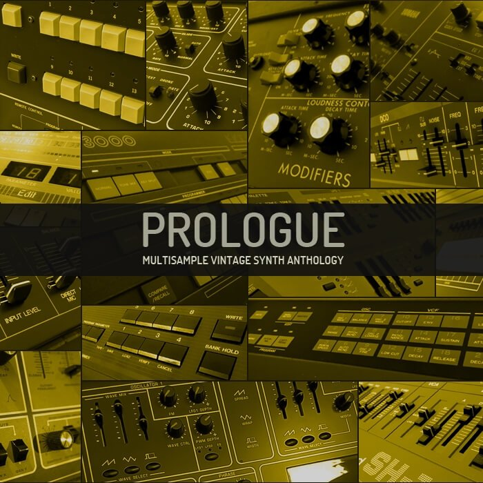 Cluster Sound Prologue