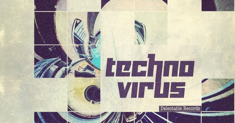 Delectable Records Techno Virus