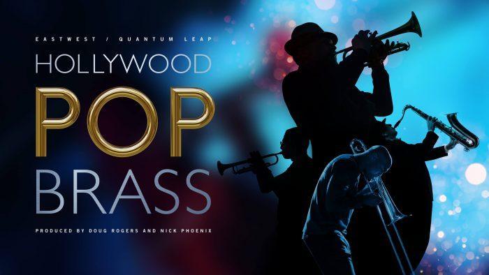 EastWest Hollywood Pop Brass feat