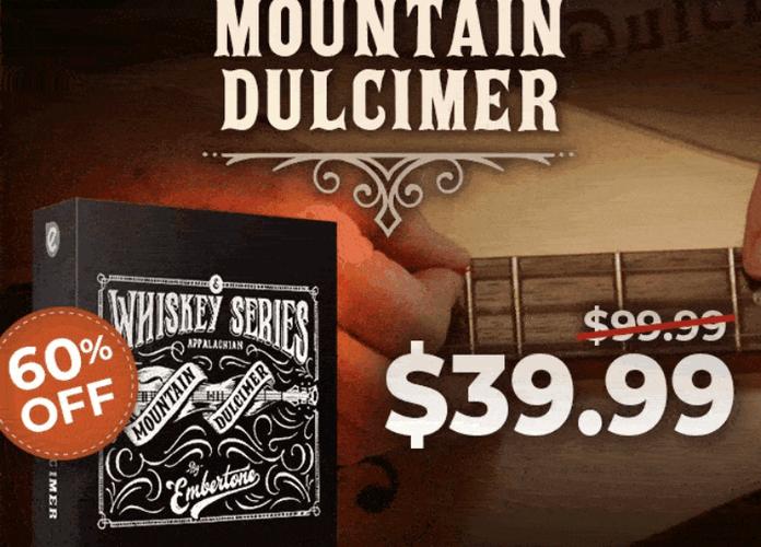 Embertone Mountain Dulcimer sale