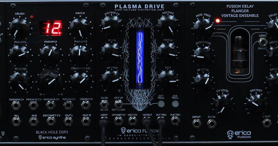 Erica Plasma Drive