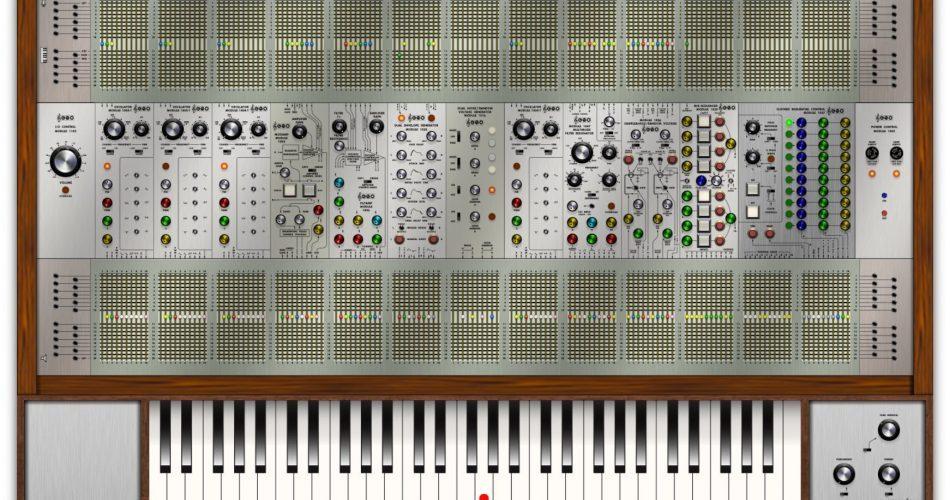G2500 virtual synth