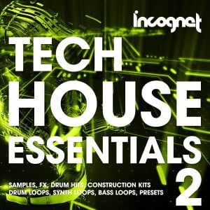 Incognet Tech House Essentials Vol 2