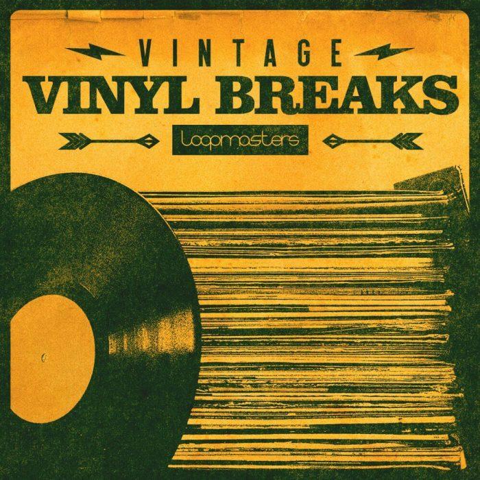 Loopmasters Vintage Vinyl Breaks