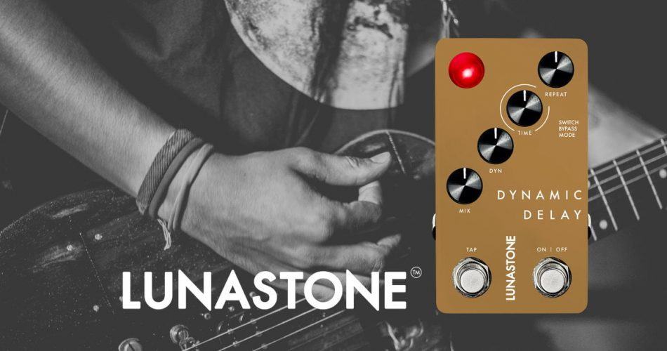 Lunastone Dynamic Delay feat