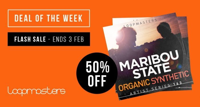 Maribou State Organic Synthetic 50 OFF