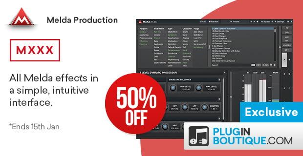 Meldaproduction MXXX 50 OFF sale