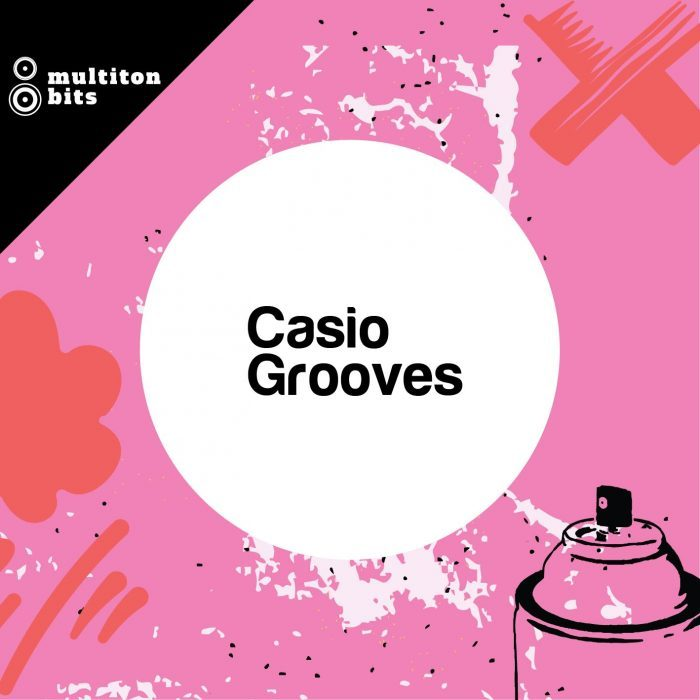 Multitons Bits Casio Grooves