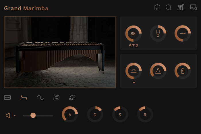 Noiiz Connect Player Marimba