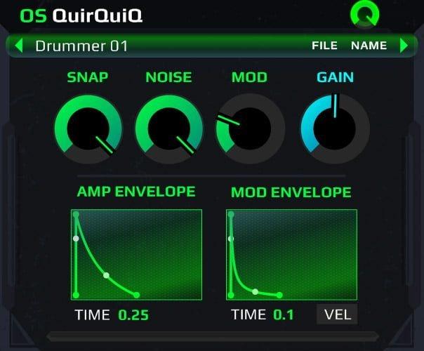 Ocean Swift QuirQuiQ