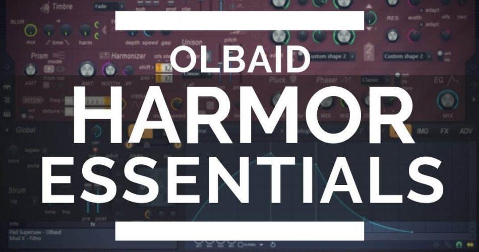 Olbaid Harmor Essentials