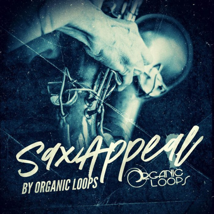 Sax Appeal by Organic Loops brings a sexy slice of saxophone sections
