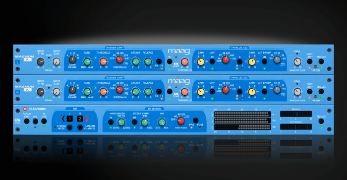 Plugin Alliance Maag Magnum-K
