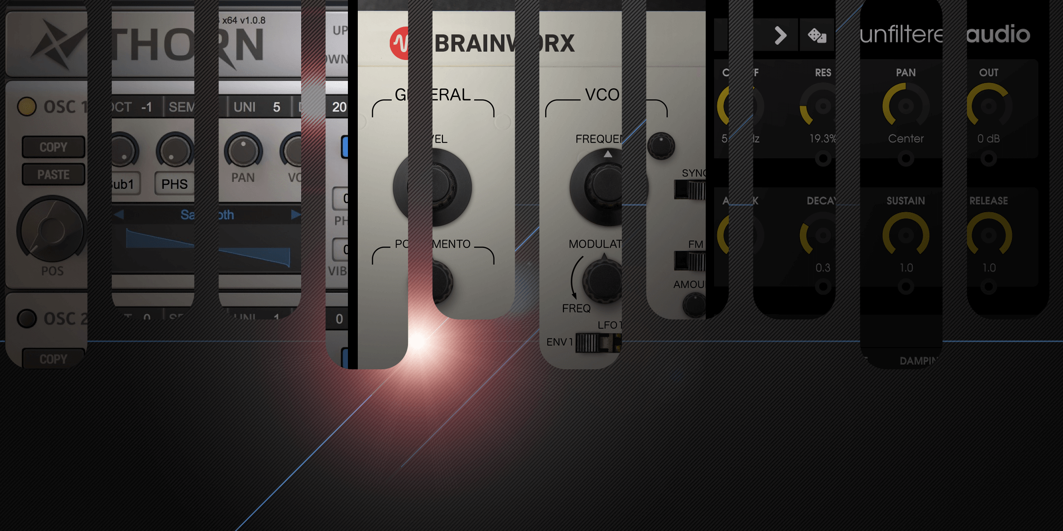 VIs from Plugin Alliance - KVR Audio