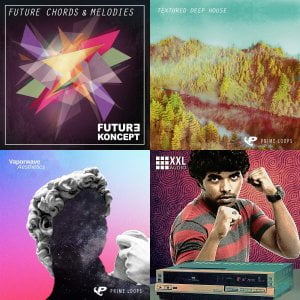 Prime Loops 50 OFF Textured Deep House, Vapourwave Aesthetics & more