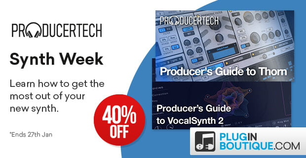 ProducerTech SynthWeek PluginBoutique