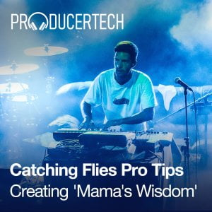 Producertech Catching Flies Mama's Wisdom