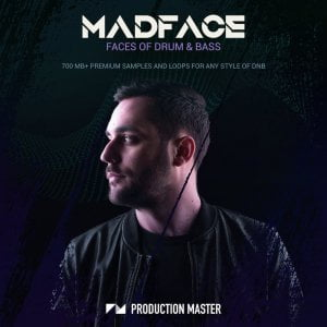 Production Master Madface Faces of Drum & Bass