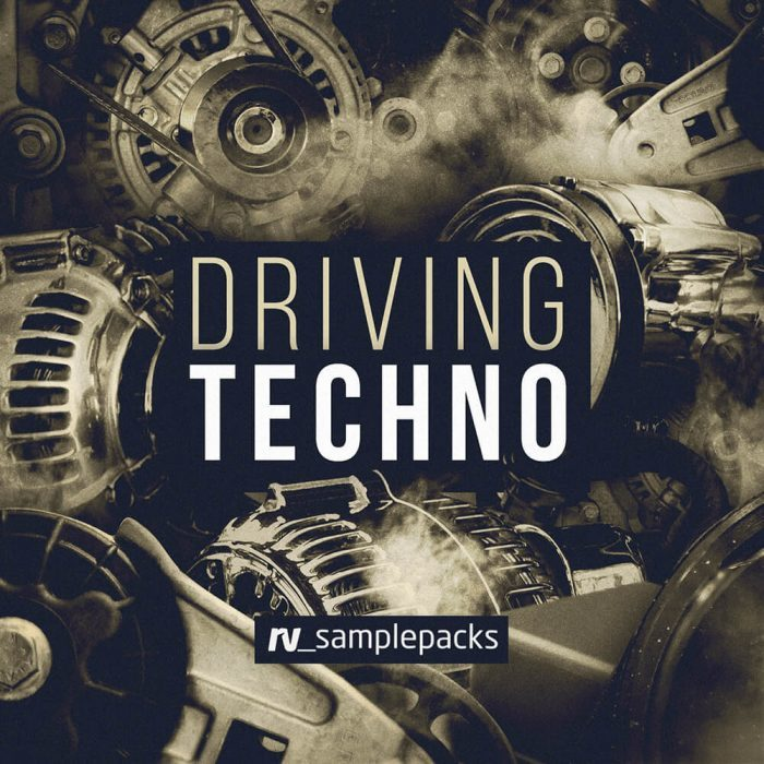 RV Samplepacks Driving Techno
