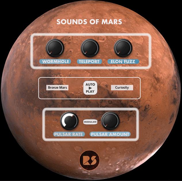 Rast Sound Sounds of Mars