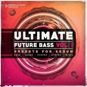 Resonance Sound Ultimate Future Bass for Serum Vol 1