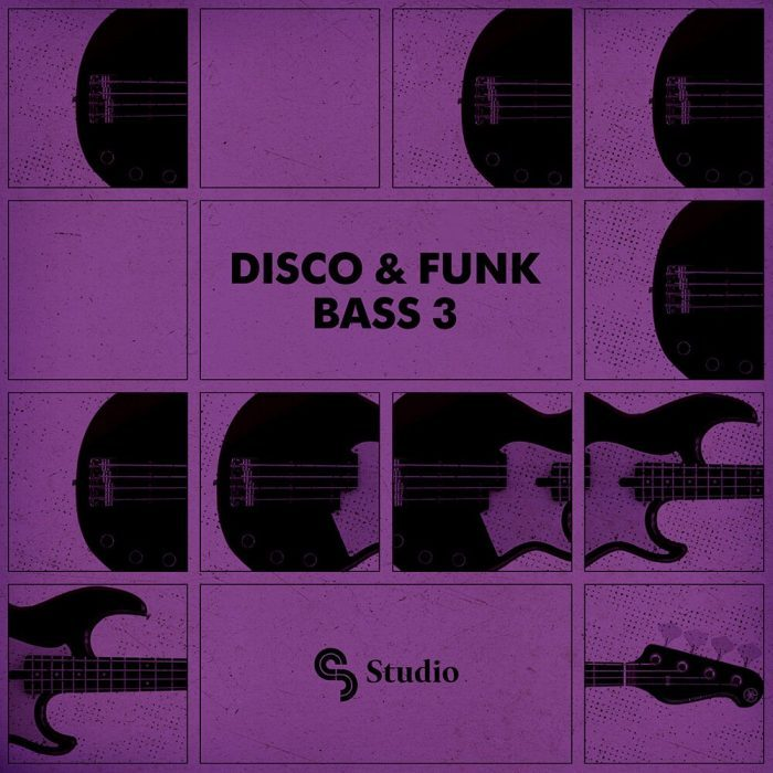 Sample Magic DISCO & FUNK BASS 3