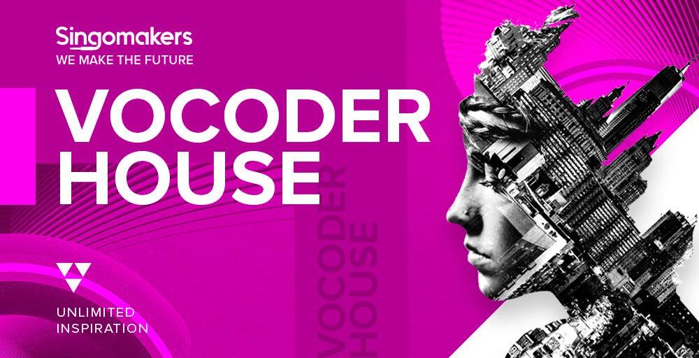 Singomakers Vocoder House mixes Funky House, Electric Disco & Vintage Vocoder