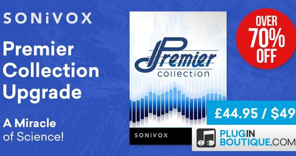 Sonivox Premier Upgrade 70 off