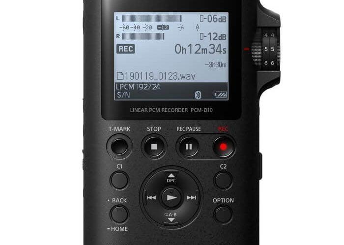 Sony PCM-D10