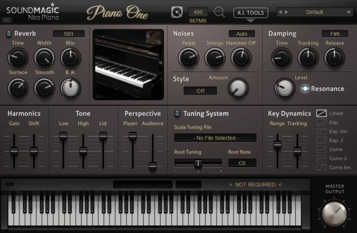 Sound Magic Piano One v5