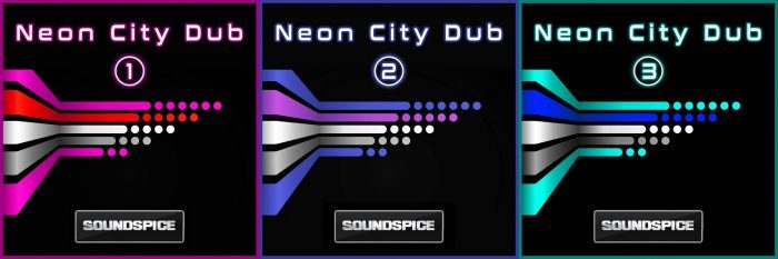 SoundSpice Neon City Dub