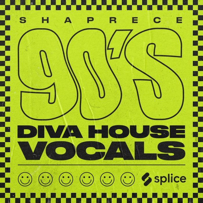 Splice 90s Diva House Vocals with Shaprece